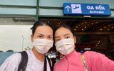 Tin tức giải trí - Kỳ Duyên - Minh Triệu bị lật thuyền khi đang cứu trợ đồng bào miền Trung