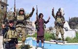 Tin thế giới - Chiến sự Syria: Phiến binh được Thổ Nhĩ Kỳ hậu thuẫn phát động cuộc tấn công mới ở miền Bắc Syria