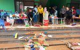 Chuyện học đường - Sáng nay (22/10), hơn 100 nghìn học sinh tại Hà Tĩnh đi học trở lại sau trận lũ lịch sử
