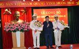 Tin trong nước - Chân dung 2 tân Phó Giám đốc Công an tỉnh Hưng Yên vừa được bổ nhiệm