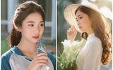 """Chuyện học đường - Đẹp trong veo tựa như sương mai, nữ sinh 2k3 Hà Nội khiến cộng đồng mạng """"điên đảo"""""""