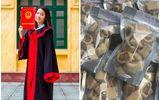 """Việc tốt quanh ta - Nữ sinh Hà Nội nhận """"mưa lời khen"""" khi tự tay làm 20kg bánh chả gửi bà con vùng lũ"""