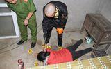 An ninh - Hình sự - Vụ vợ bị sát hại, để lại 3 con cho chồng mù lòa: Hình ảnh nghi phạm 15 tuổi thực nghiệm hiện trường