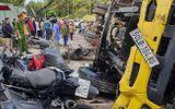 """Tin tai nạn giao thông mới nhất ngày 25/10/2020: Ô tô """"không người lái"""" tông hàng loạt xe máy ở Đà Lạt"""