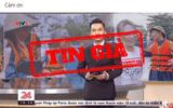 """An ninh - Hình sự - Vụ cắt ghép clip Huấn """"Hoa Hồng"""" làm từ thiện miền Trung: Giám đốc VTV24 nói gì?"""