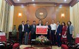 Tài chính - Doanh nghiệp - Honda Việt Nam hỗ trợ người dân các tỉnh miền Trung vượt qua khó khăn do mưa lũ gây ra