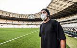 Bóng đá - Vừa ra tù, Ronaldinho lại bị cách ly vì nhiễm COVID-19