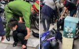 An ninh - Hình sự - Khống chế nam thanh niên táo tợn cướp tiệm vàng giữa phố Tôn Đức Thắng