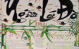 Chuyện học đường - Lời ngỏ báo tường ngày Nhà giáo Việt Nam 20/11 hay và ý nghĩa nhất