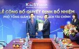 Thị trường - Tập đoàn Kosy bổ nhiệm Phó Tổng Giám đốc Tài chính