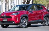 """Thế giới Xe - """"Ông trùm xe phổ thông"""" Toyota ra mắt bản Yaris Cross, giá chỉ từ 445 triệu đồng"""