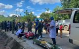 """Tin trong nước - Tin tức thời sự mới nóng nhất hôm nay 30/10/2020: Nhân chứng vụ sạt lở ở Trà Leng kể lại phút thoát khỏi """"tử thần"""""""