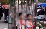 Đời sống - Đôi vợ chồng gây tranh cãi khi nhốt con vào lồng sắt để đi chợ không bị lạc