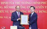 Thủ tướng trao quyết định bổ nhiệm Thứ trưởng bộ Xây dựng Nguyễn Thanh Nghị