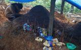 Tin trong nước - Chạy về nhà tìm cha mẹ, nữ sinh nghẹn ngào bên 2 ngôi mộ
