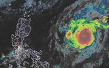 Tin trong nước - Siêu bão Goni mạnh cấp 17 đang tiến nhanh hướng vào biển Đông