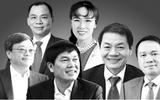 Một năm sóng gió của 6 tỷ phú USD Việt Nam