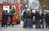 Tin thế giới - Pháp: Bắt giữ đối tượng tình nghi tấn công bằng súng bên ngoài nhà thờ