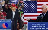 """Tổng thống Trump """"lật ngược thế cờ"""", dẫn trước đối thủ ở bang chiến địa"""