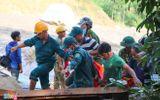 Vụ sạt lở ở Trà Leng: Tìm thấy 1 thi thể cách hiện trường 3km