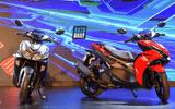 Yamaha NVX 2021 ra mắt giá 53 triệu đồng, quyết đấu Honda Air Blade