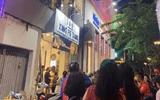 Người phụ nữ rơi từ tầng 3 chung cư tại phố đi bộ Nguyễn Huệ