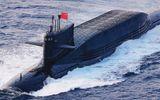 Tin thế giới - SSBN Type 094: Tàu ngầm được trang bị tên lửa đạn đạo tầm bắn 8.000km của Trung Quốc