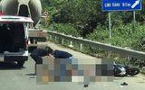 TP.HCM: Va chạm với xe bồn, người đàn ông tử vong thương tâm