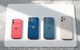 Cận cảnh bộ đôi iPhone 12 mini, iPhone 12 Pro Max: Kích thước đối lập, thiết kế tinh tế từng chi tiết