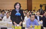 Chân dung bà Nguyễn Thị Hồng được giới thiệu làm Thống đốc Ngân hàng Nhà nước