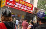 Hà Nội: Nam thanh niên treo cổ tại cửa hàng bán xe máy, nghi do trầm cảm