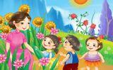 Những lời chúc ý nghĩa nhất dành cho cô giáo mầm non nhân ngày Nhà giáo Việt Nam 20/11