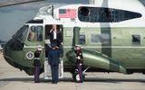 Ông Trump có thể phải phá sân đỗ trực thăng tại biệt thự riêng sau khi rời Nhà Trắng