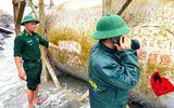 Tin tức thời sự mới nóng nhất hôm nay 13/11/2020: Phát hiện bồn chứa hóa chất lạ in chữ Trung Quốc tại biển Quảng Ngãi