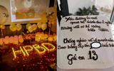 """Chồng tổ chức sinh nhật cho Tuesday, vợ gửi món quà """"độc"""" khiến dân tình nhiệt liệt hưởng ứng"""