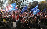"""Hàng nghìn người ủng hộ Tổng thống Trump biểu tình, phản đối """"gian lận bầu cử"""""""