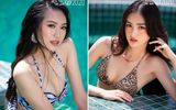 """Ngắm loạt ảnh bikini """"bỏng rẫy"""" của thí sinh Hoa hậu Việt Nam trước đêm chung kết"""