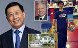 Xôn xao vụ doanh nhân hối lộ 1,5 triệu USD để con được vào Harvard
