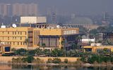 Đại sứ quán Mỹ tại thủ đô Iraq bị tấn công bằng tên lửa