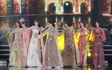 5 Hoa hậu của Thập kỷ hương sắc hội tụ trong phần thi áo dài của Đêm Chung kết  HHVN 2020