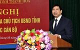PGS.TS Sử học được bổ nhiệm làm Giám đốc sở GD&ĐT Thanh Hóa