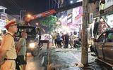 """Tin tức giao thông ngày 21/11/2020: Ô tô """"điên"""" tông loạt xe máy tại TP.HCM, 2 người bị thương"""