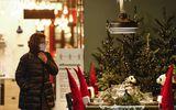 """Dịch COVID-19 ngày 23/11: Châu Âu bước vào mùa Giáng Sinh """"khác thường"""""""
