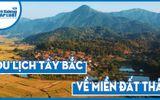 Văn - Xã - Du lịch miền đất Thái