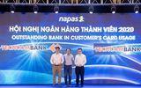 """Tài chính - Doanh nghiệp - NAPAS vinh danh Techcombank là """"Ngân hàng tiêu biểu năm 2020"""""""