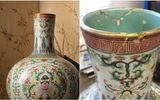 Ăn - Chơi - Chiếc bình vỡ trong ngôi nhà cụ bà 100 tuổi được mua với giá khó tin