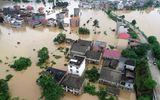Tin trong nước - Thủ tướng Chính phủ quyết định hỗ trợ 670 tỷ đồng khắc phục hậu quả bão, lũ