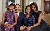 """Tin thế giới - Ông Obama nói về việc các con gái biểu tình phản đối phân biệt sắc tộc: """"Tôi không thể tự hào hơn"""""""