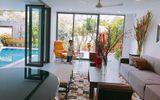 Tin tức giải trí - Bên trong biệt thự mới xây của Hồ Ngọc Hà – Kim Lý: Thiết kế đơn giản nhưng sang chảnh hết nấc
