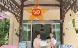 Xã hội - Chị Lê Quỳnh Trang - chủ Tiệm Vàng Hoàng Phát phát tâm từ thiện, tích cực tham gia vào các hoạt động có ích cho cộng đồng
